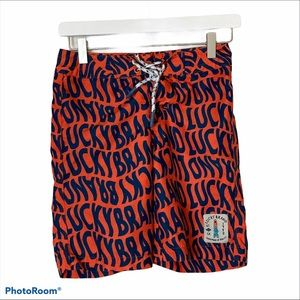 Lucky Brand Board Shorts Size 10